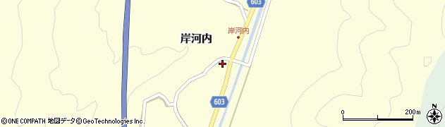 大分県佐伯市長谷4063周辺の地図