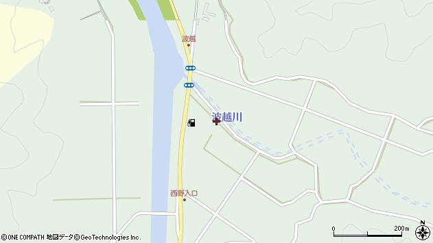 大分県佐伯市堅田3528周辺の地図