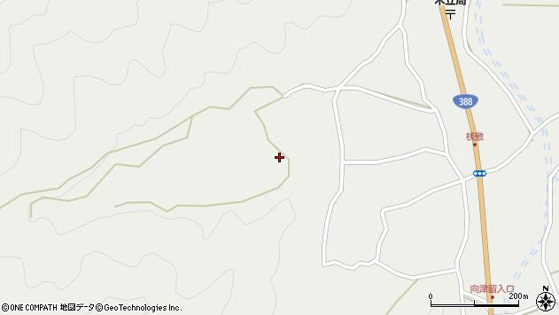 大分県佐伯市木立1314周辺の地図