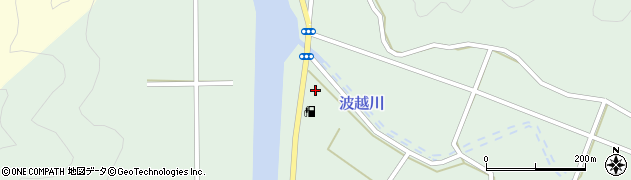 大分県佐伯市堅田3541周辺の地図
