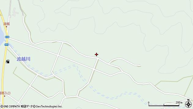 大分県佐伯市堅田4960周辺の地図