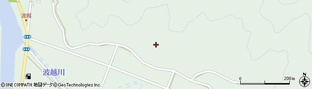 大分県佐伯市堅田4980周辺の地図