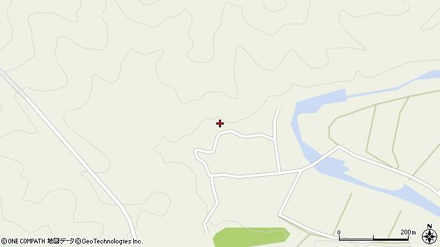 大分県佐伯市直川大字下直見813周辺の地図