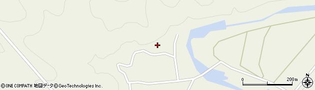 大分県佐伯市直川大字下直見826周辺の地図