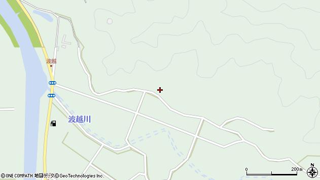 大分県佐伯市堅田5217周辺の地図