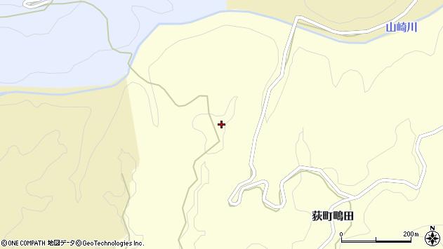大分県竹田市荻町鴫田6645周辺の地図