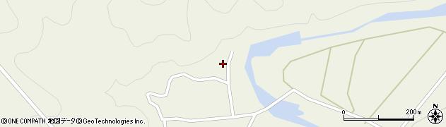 大分県佐伯市直川大字下直見833周辺の地図