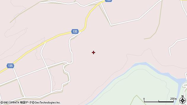 大分県竹田市荻町桑木941周辺の地図