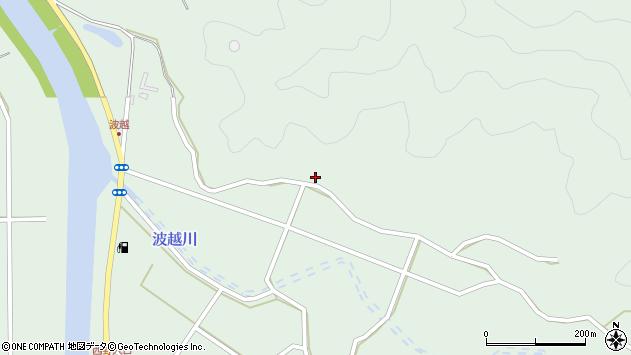 大分県佐伯市堅田5220周辺の地図