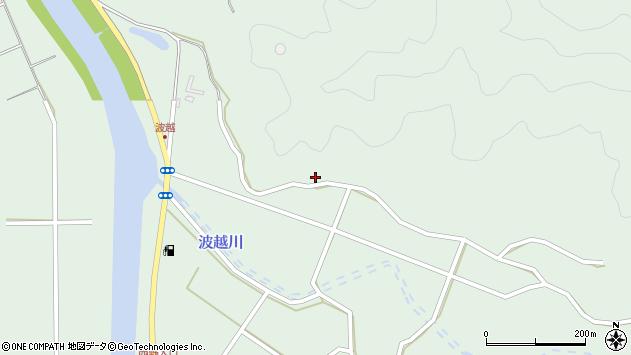 大分県佐伯市堅田5234周辺の地図