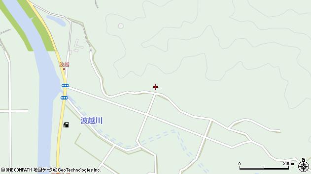 大分県佐伯市堅田5223周辺の地図