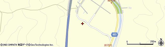 大分県佐伯市長谷3929周辺の地図