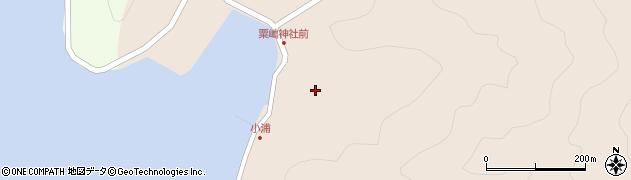 大分県佐伯市米水津大字小浦435周辺の地図