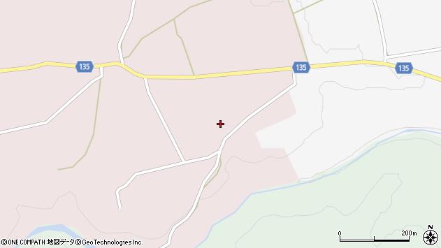 大分県竹田市荻町桑木1263周辺の地図