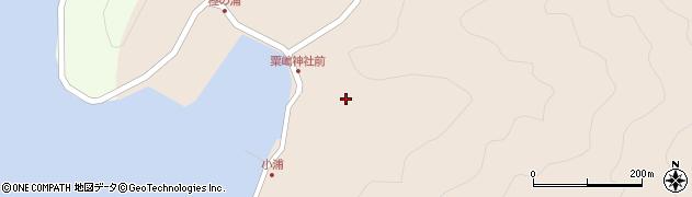大分県佐伯市米水津大字小浦本小浦周辺の地図