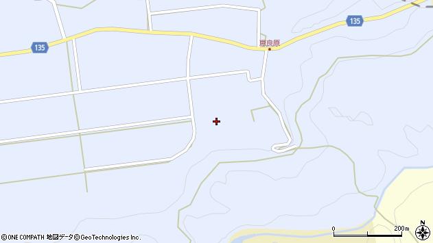 大分県竹田市荻町恵良原2263周辺の地図