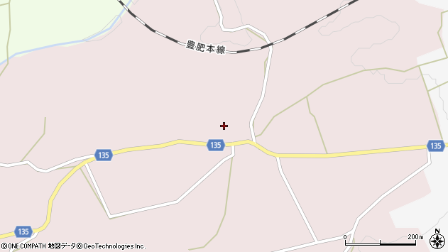 大分県竹田市荻町桑木1191周辺の地図