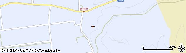 大分県竹田市荻町恵良原2323周辺の地図