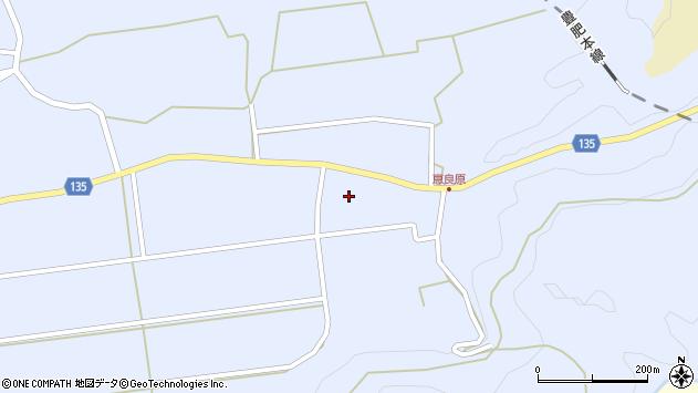 大分県竹田市荻町恵良原2209周辺の地図