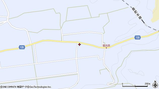 大分県竹田市荻町恵良原2202周辺の地図