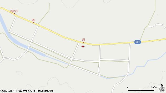 大分県佐伯市木立5666周辺の地図