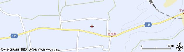 大分県竹田市荻町恵良原2028周辺の地図