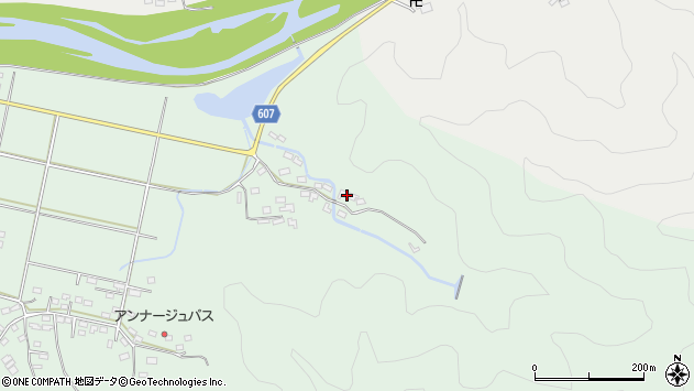 大分県佐伯市堅田6252周辺の地図