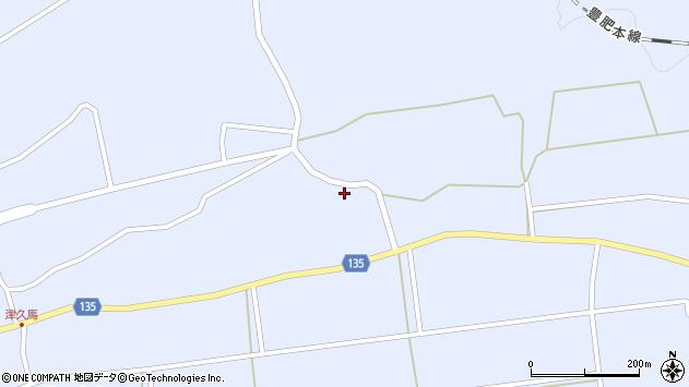 大分県竹田市荻町恵良原1906周辺の地図