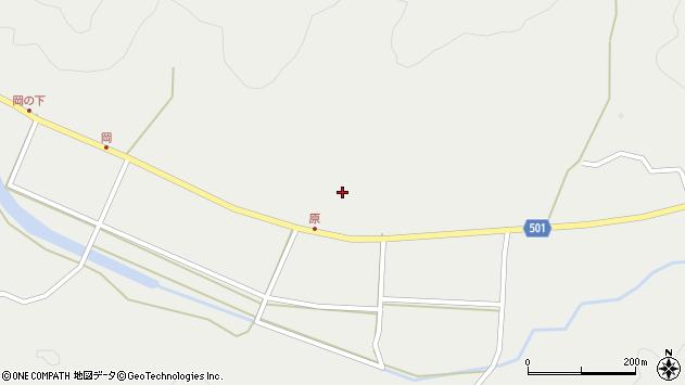 大分県佐伯市木立5619周辺の地図