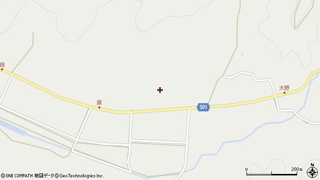 大分県佐伯市木立5159周辺の地図