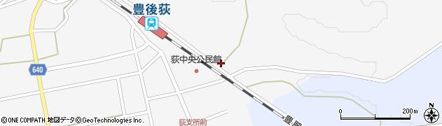 大分県竹田市荻町馬場369周辺の地図