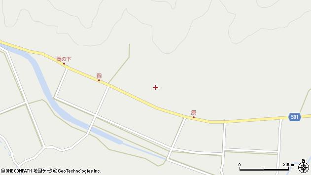大分県佐伯市木立5653周辺の地図