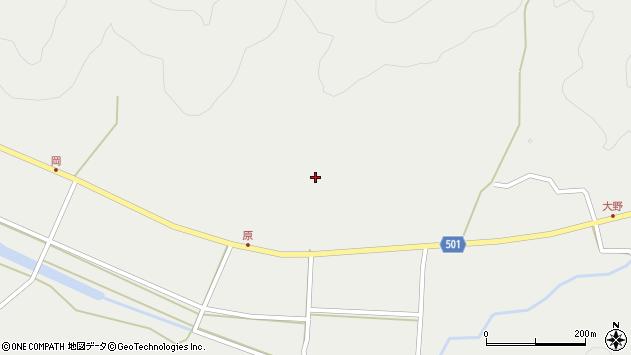 大分県佐伯市木立5612周辺の地図