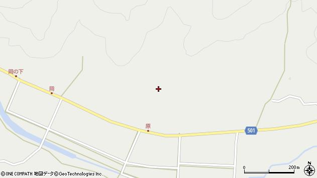 大分県佐伯市木立5518周辺の地図