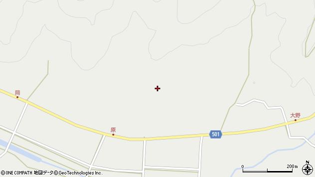 大分県佐伯市木立4942周辺の地図