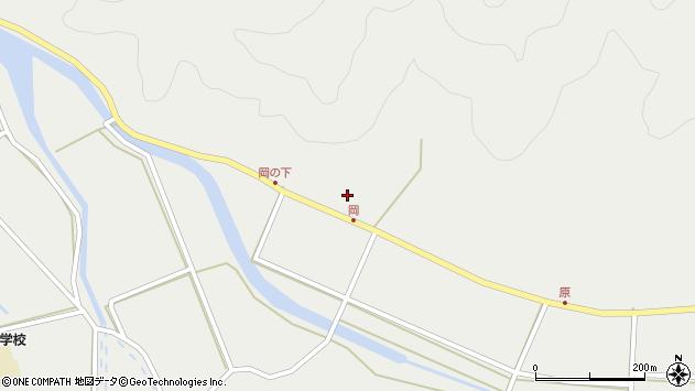大分県佐伯市木立5811周辺の地図