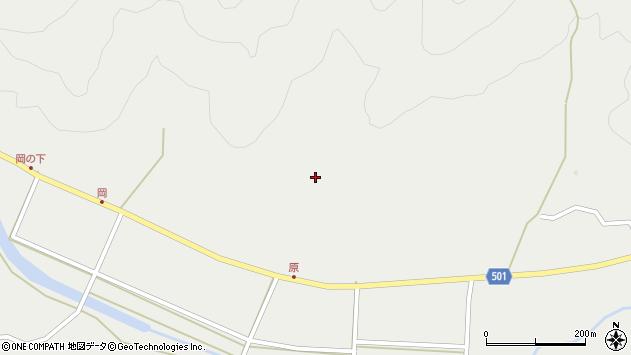 大分県佐伯市木立5497周辺の地図