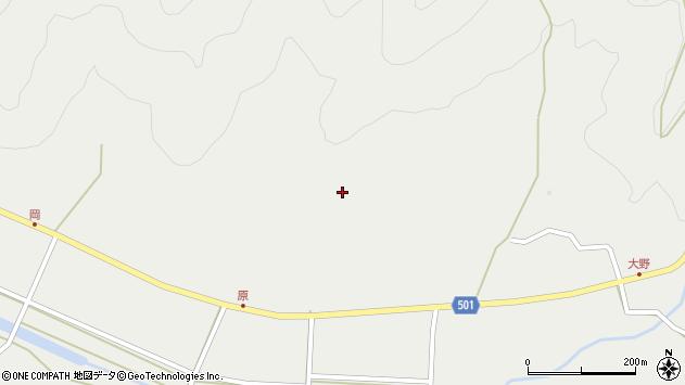 大分県佐伯市木立4943周辺の地図