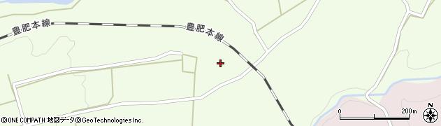 大分県竹田市荻町藤渡869周辺の地図