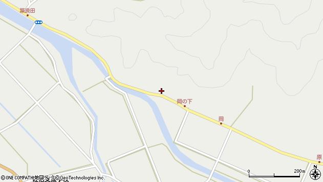 大分県佐伯市木立5916周辺の地図
