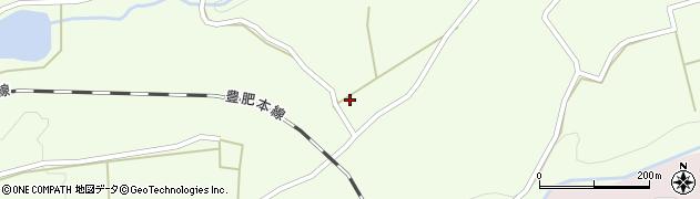 大分県竹田市荻町藤渡781周辺の地図