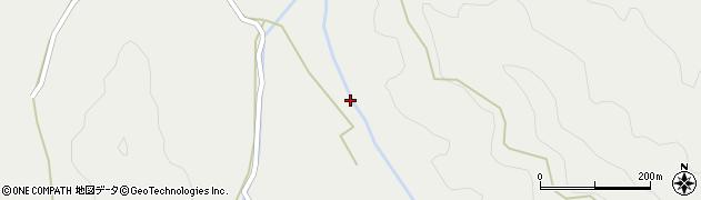 大分県佐伯市長良3987周辺の地図