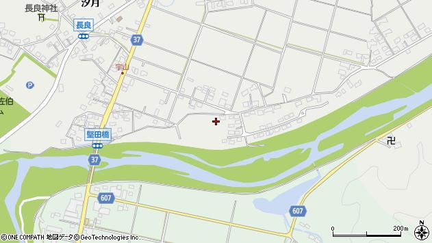 大分県佐伯市長良1564周辺の地図
