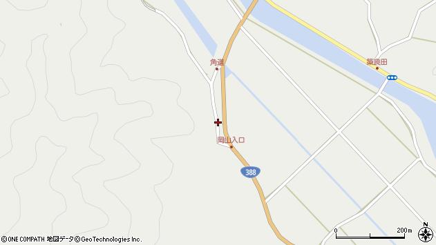 大分県佐伯市木立69周辺の地図
