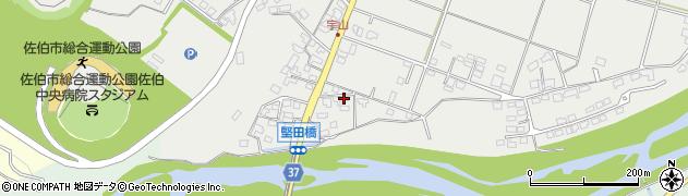 大分県佐伯市長良674周辺の地図