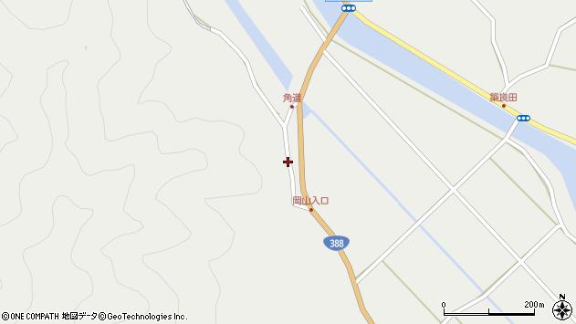 大分県佐伯市木立68周辺の地図