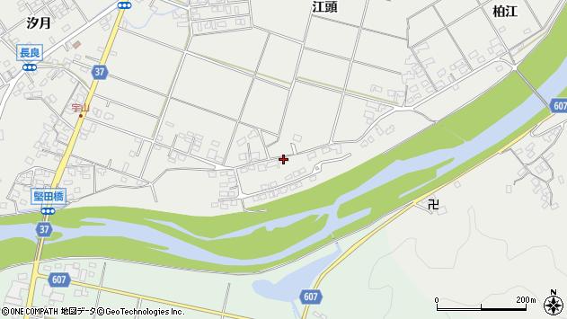 大分県佐伯市長良1618周辺の地図