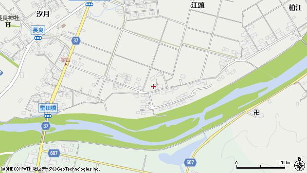 大分県佐伯市長良1554周辺の地図