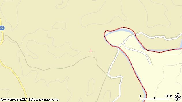 大分県竹田市太田224周辺の地図