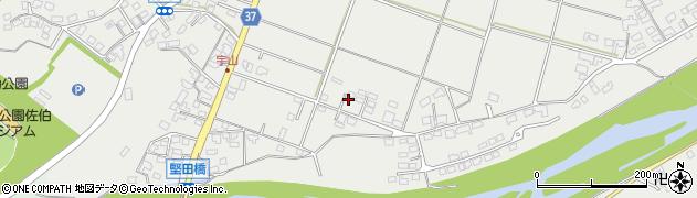 大分県佐伯市長良1004周辺の地図